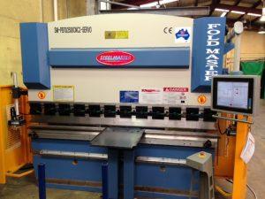 CNC Foldmaster Pressbrake