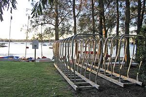 Watsons Bay Boat Storage Facility